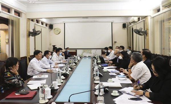 Ủy ban MTTQ Việt Nam thành phố Hà Nội giám sát UBND huyện Gia Lâm về công tác quản lý nhà nước về cấp Giấy chứng nhận quyền sử dụng đất cho các cơ sở tôn giáo, tín ngưỡng trên địa bàn
