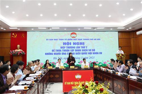 Album ảnh MTTQ trong công tác bầu cử ĐBQH khóa XV và ĐB HĐND các cấp NK 2021-2026