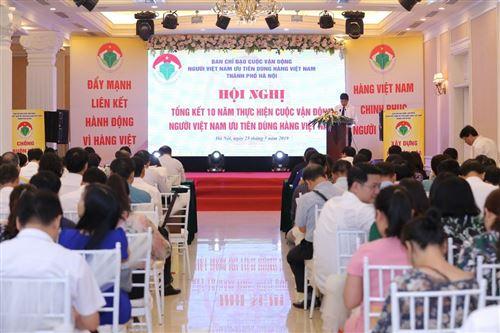 12. Đồng chí Nguyễn Anh Tuấn – Phó Chủ tịch Ủy ban MTTQ Việt Nam TP phát biểu tại hội nghị