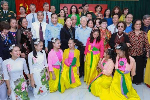 Những hoạt động tiêu biểu của Ủy ban MTTQ Việt Nam TP Hà Nội năm 2018