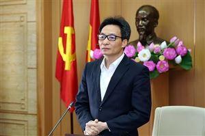 Phó Thủ tướng Vũ Đức Đam cảm ơn người dân đồng lòng chống dịch