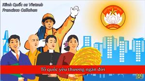 Mặt trận ca Mặt trận Tổ quốc Việt Nam - BÀI CA MẶT TRẬN TỔ QUỐC