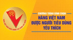 Kết quả bình chọn Hàng Việt Nam được người tiêu dùng yêu thích 2018
